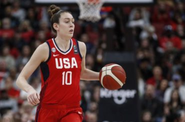 Breanna Stewart ready 'to be the best player in the world again' after Achilles injury